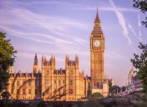 İngiltere Parlamentosu, Londra