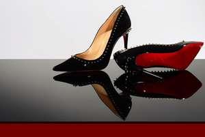 Louboutin Kırımız Taban Bayan Ayakkabısı