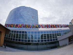 WIPO Binası - İsviçre - Cenevre