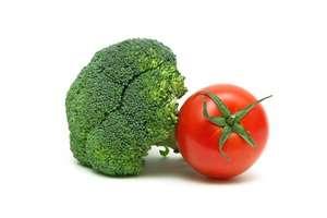 Domates ve Brokoli