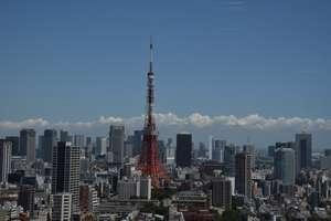 Japanyo Tokyo Kulesi