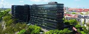 Avrupa Patent Ofisi Binası, Münih