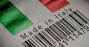 Made in Italy ve İtalya Bayrağı